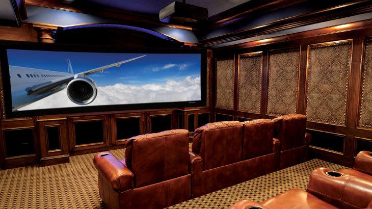 Cinema a casa con il videoproiettore
